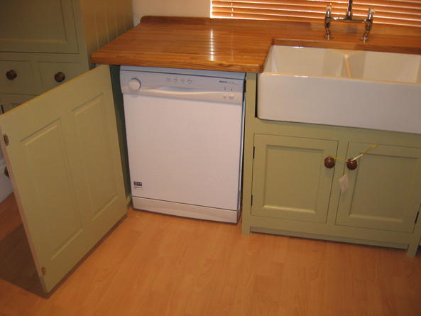 Sink Unit With Double Appliance Housing Murdoch Troon